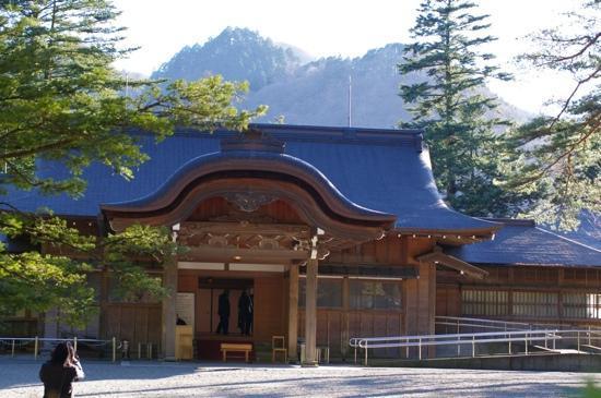 屋根瓦 - Picture of Nikko Tamozawa Imperial Villa Memorial Park, Nikko - TripAdv...