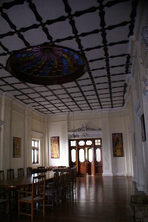 The Mansion: Inside