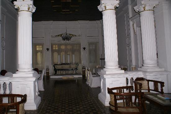 The Mansion: Upstairs