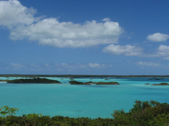 Turks og Caicos: Chalk Sound