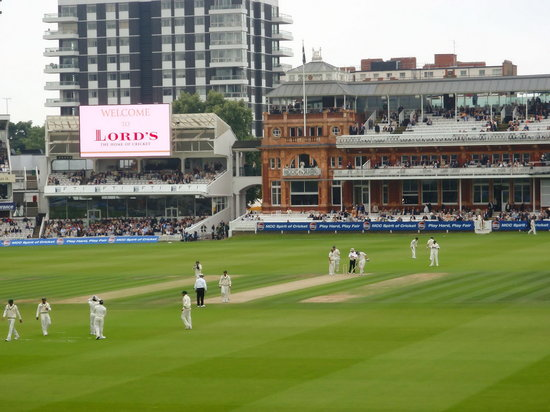 ‪Lord's Cricket Ground‬