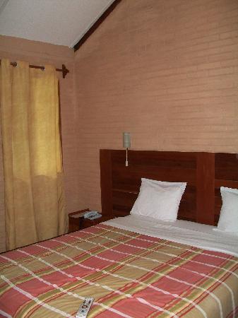 Manish Hotel Ecologico: Una muestra de las habitaciones