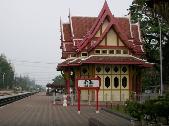 หัวหิน, ไทย: Hua Hin Railway Station