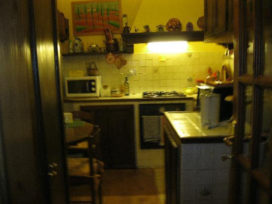 B&B Tre Gigli Firenze: la cucina