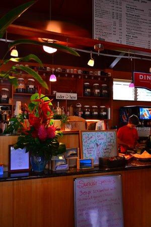 Kalaheo Cafe & Coffee Company: inside Kalaheo
