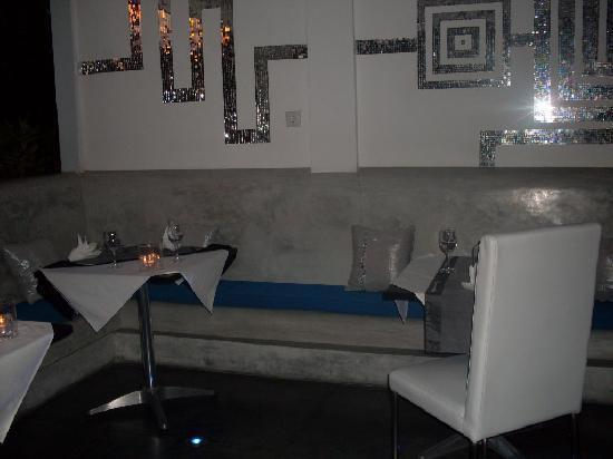 2nd undercover dining area