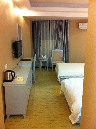 Sanyuanli Hotel : No window, No view