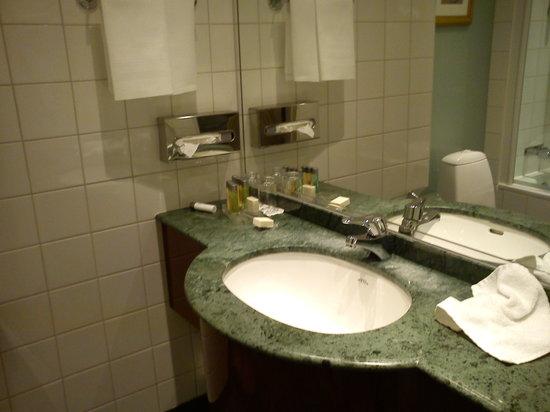 Elite Plaza Hotel Göteborg: Sink