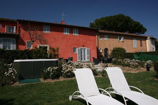 Villa i Giullari