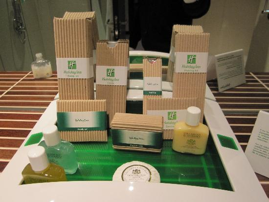 Holiday Inn Sofia: Toiletries