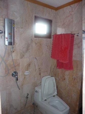 Marina Villa : Salle de bain