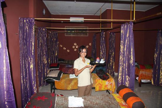 The Body Sanctum Spa Bali: Come into our relaxing spa