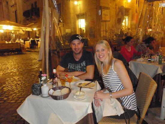 BBQueen : dinner at Piazza Navono