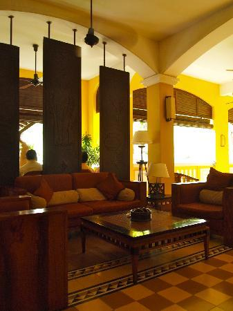 Victoria Angkor Resort & Spa: Lobby