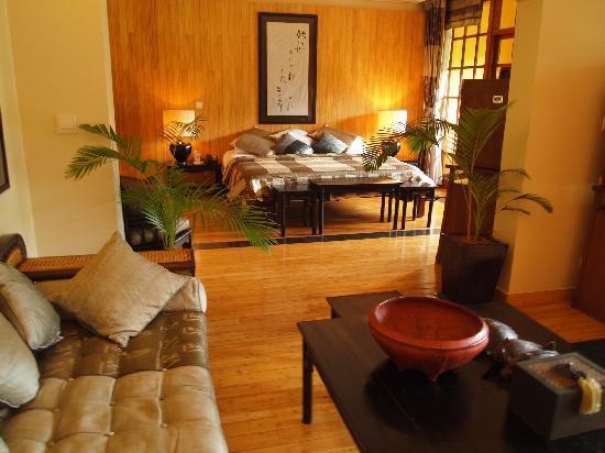 Victoria Angkor Resort & Spa: Japanese suite