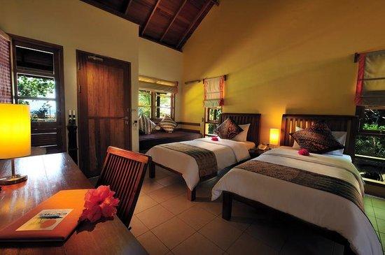 Cocotinos Manado: Garden Room