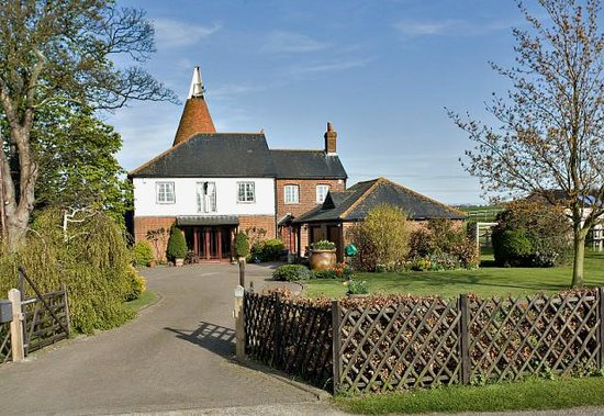 Грейвсенд, UK: Eastcourt Oast B&B