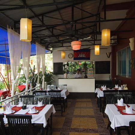 Mekong Central Hotel: restaurant