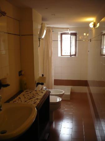 Casa Pucci: Baño