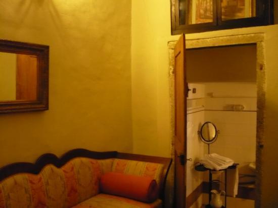 Casa Pucci: Saloncito privado
