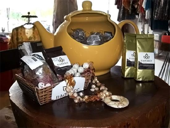 Namaste: Accesorios para el té
