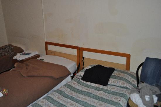 Amico Hotel: DIE BETTEN