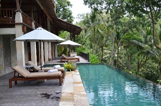 COMO Shambhala Estate: Private Swimming Pool
