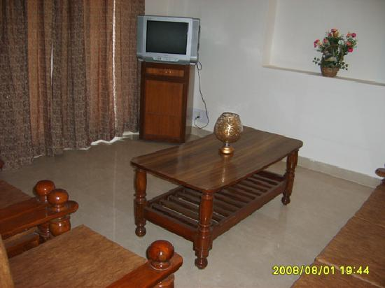 Anubhav Holiday Home: Lounge area