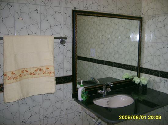 Anubhav Holiday Home : Insuite bathroom