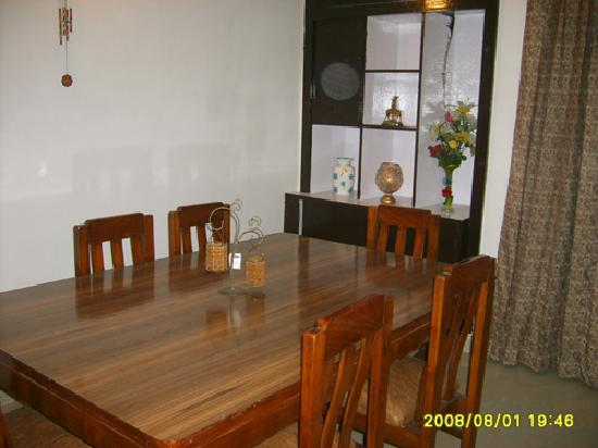 Anubhav Holiday Home: Dining area