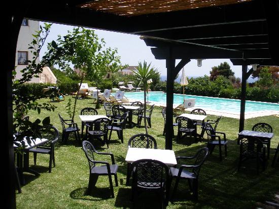Hotel Montecallini: piscina