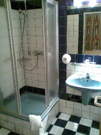 Hotel Konigshof Am Funkturm: Bad eines anderen Zimmers