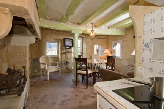 Demeure de la vignole hotel turquant voir les tarifs 181 avis et 87 photos - Chambre troglodyte saumur ...