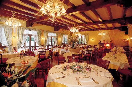 Torreglia, Ιταλία: Sala ristorante