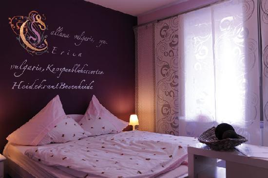 Landhaus Calluna Zimmer Wilsede