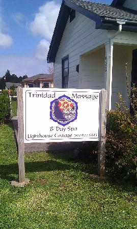 Trinidad Masage & Day Spa: Lighthouse Cottage