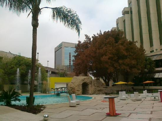 MS Milenium: La piscine