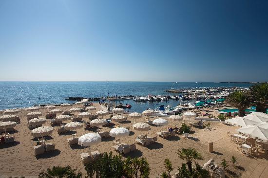 Matrimonio Spiaggia Circeo : Spiaggia foto di circeo park hotel san felice