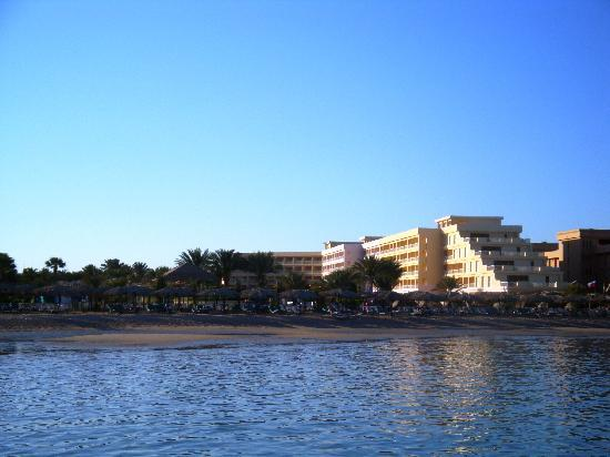 Royal Palace Hotel : The beach
