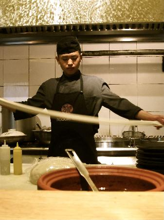 Chef at Noodle Bar