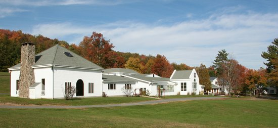 Neversink, NY: New Age Health Spa in the Catskills