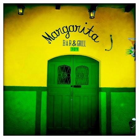Margarita Bar & Grill: Welcome to Margarita!