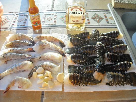 Mazatlan Ocean Front Inn: Shrimp Market to BBQ
