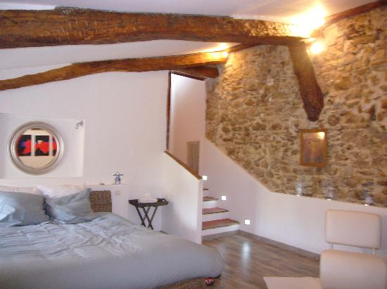 Lorgues, France: chambre absolue