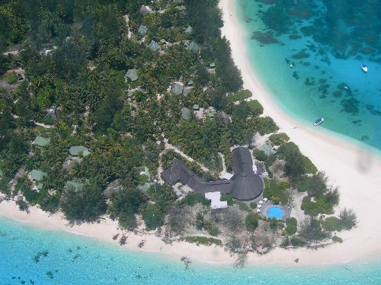 Denis Private Island Seychelles: Denis Island
