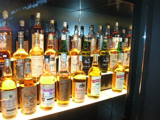 The Scotch Whisky Experience: whisky