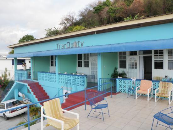 Tranquillity Beach Apartment Hotel