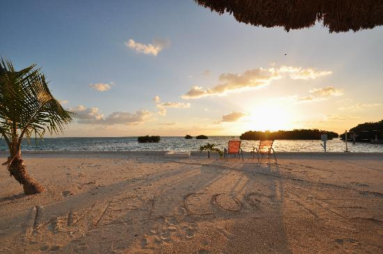 St. George's Caye, Belize : Good Morning