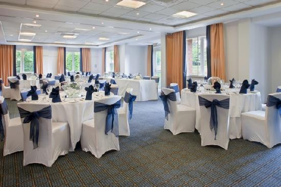 Holiday Inn Aylesbury: Celebrate your special day at the hotel