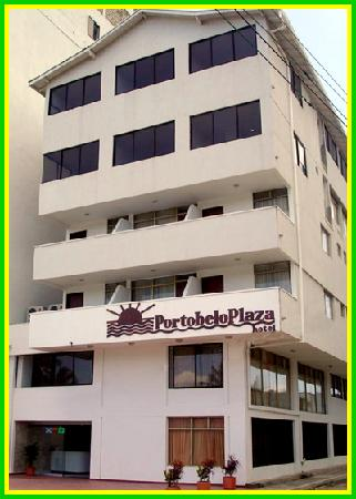 Portobelo Convention Center: Hotel Plaza